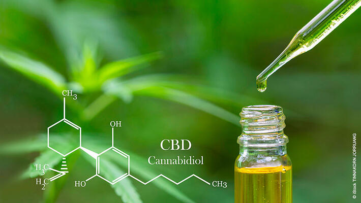 CBD production