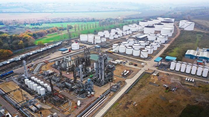 Hohe Qualität bei Haltermann Carless: Herstellung von Extenderölen