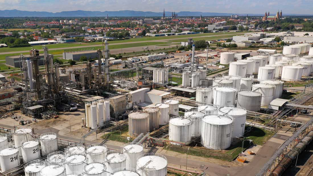 Interview: Speyer Site is heart of Cyclopentane production