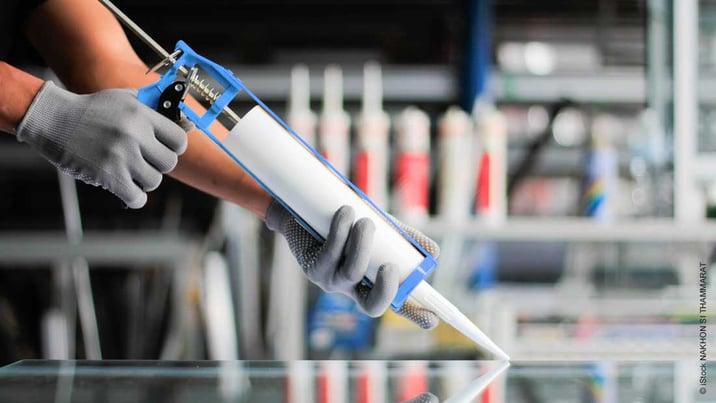 Durable silicone sealants thanks to Haltermann Carless' Pilot® extender oil
