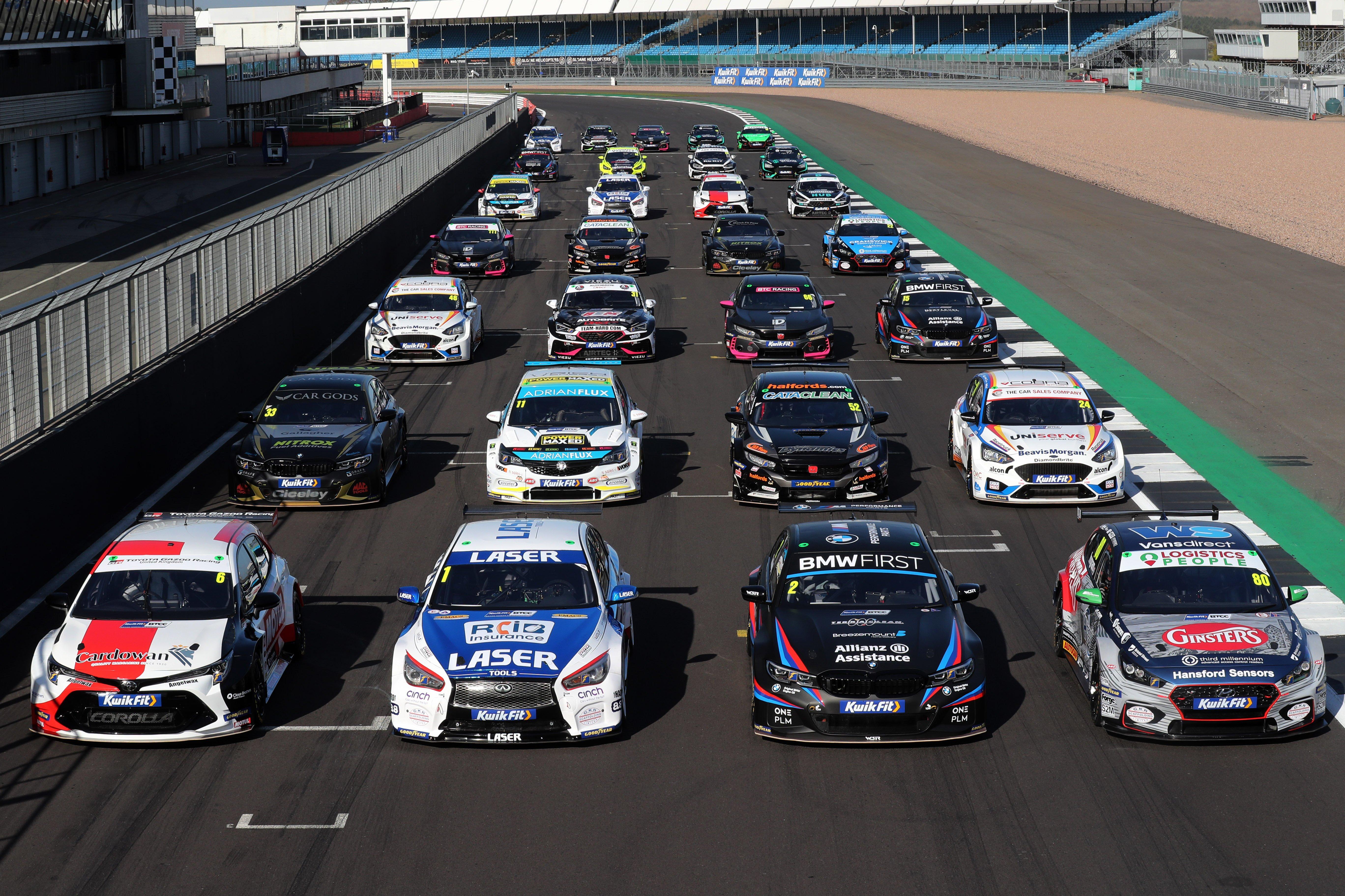 Britisch Touring Car Championship BTCC selects Hiperflo R20 Renewable Fuel_(62)