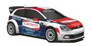 Carless_Hiperflo - Rally Car