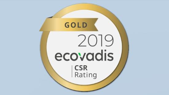Ecovadis CSR Gold Logo 2019_550x310px_191206