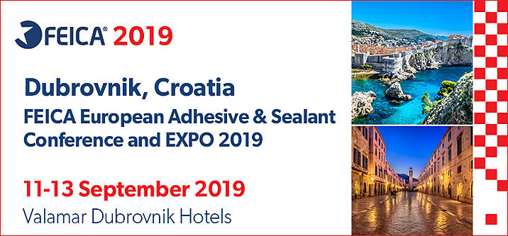 Feica 2019 - The European Adhesive and Sealant Conference & EXPO