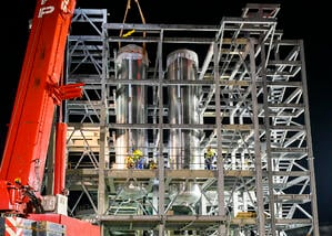 pic_Haltermann Carless-Installation Reaction Vessel 2020-Hydrogenation Plant_2