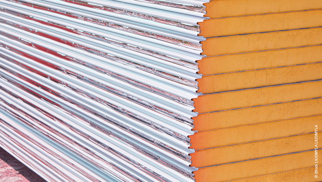 Which Pentanes are suitable for the production of insulating materials?