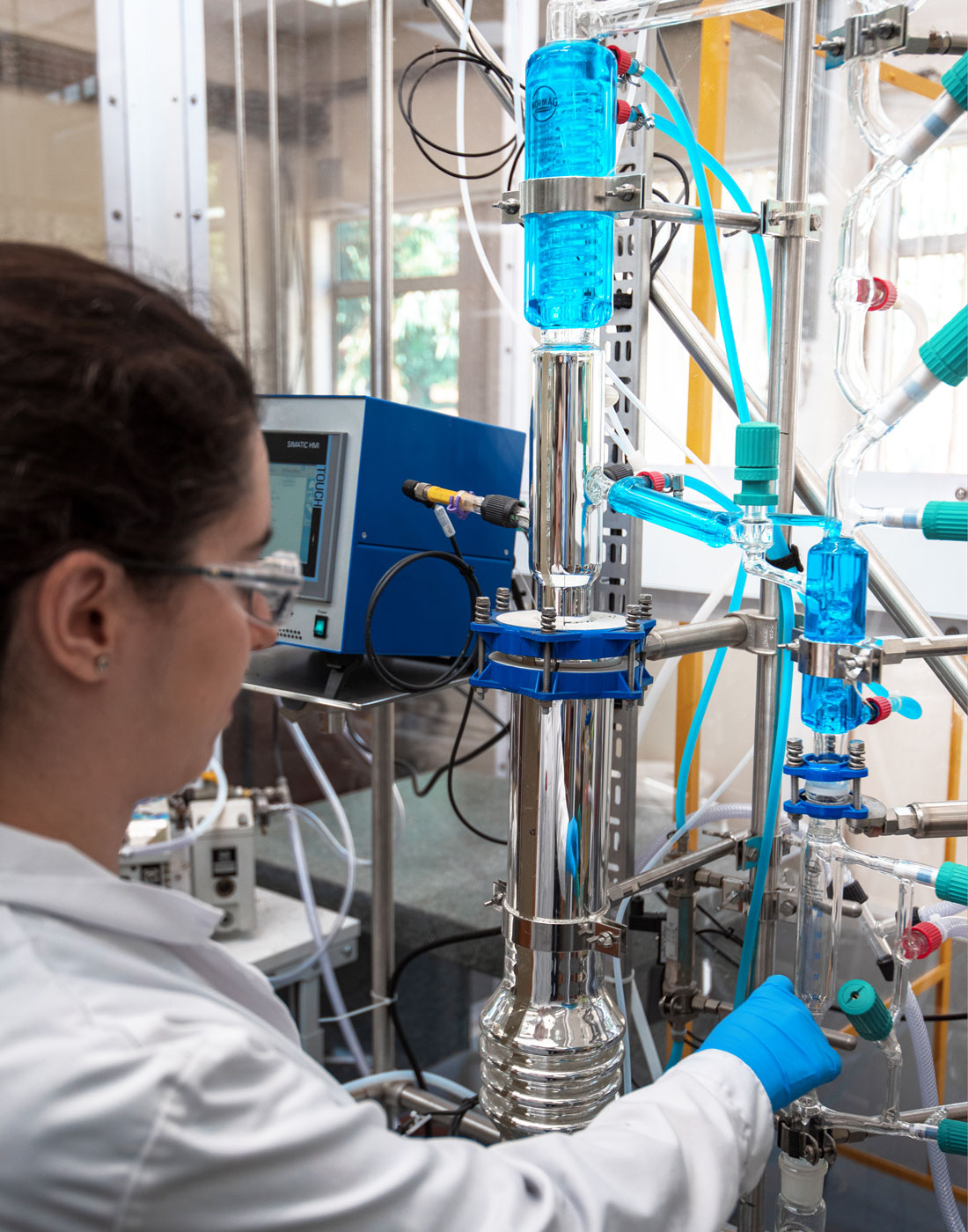 Haltermann Carless Laboratory