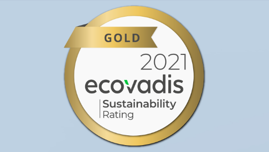 EcoVadis Rating
