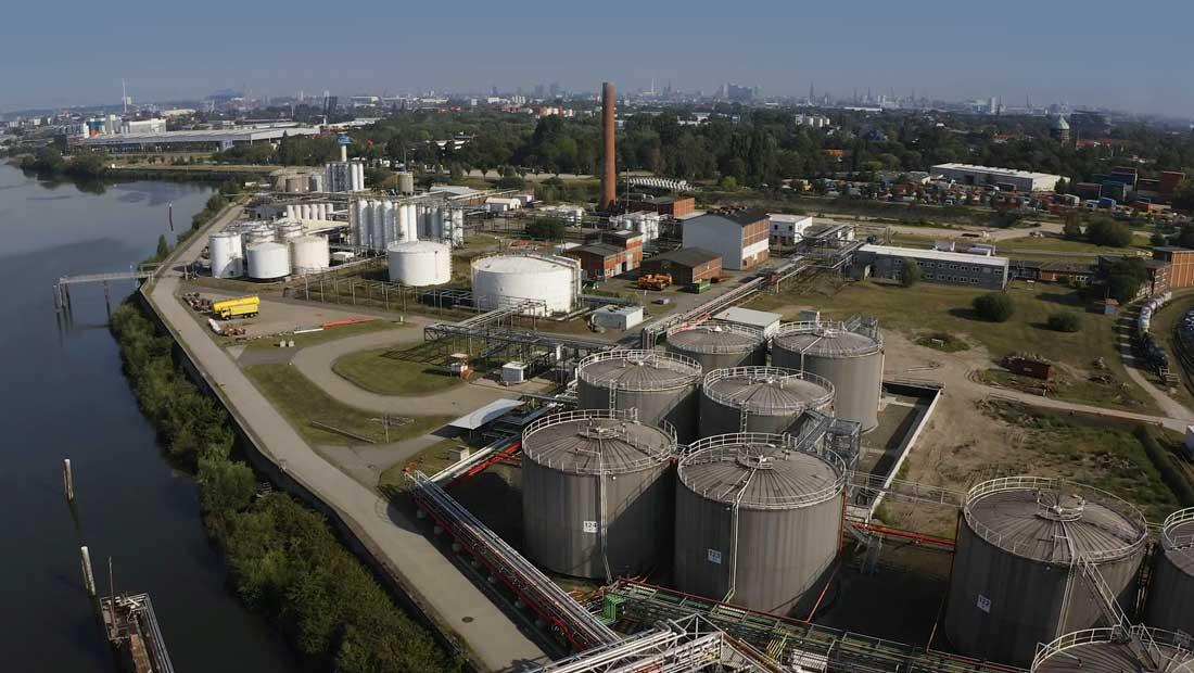 Standortleiter Hamburg im Interview: Kraftstoffe für nachhaltige Mobilität